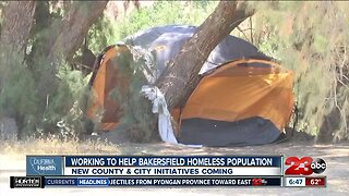 California Health: Kern County's homeless population near record at 1,330 people