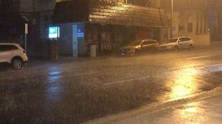 Record May Rainfall Reported in Hobart - Video