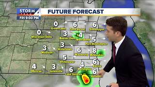 Josh Wurster's 12P Storm Team 4Cast - Video