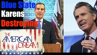 Blue State Karens Destroying American Dream + Entrepreneurship Forever