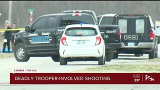 Trooper-involved shooting in Tahlequah