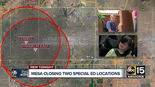 Mesa moms disagree with special education changes