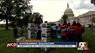 Government shutdown fix - Video