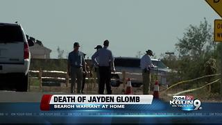 New information released in death of 13-year-old Jayden Glomb - Video