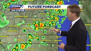 Brian Niznansky's Daybreak Storm Team 4Cast - Video