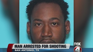 Arrest made in San Antonio police shooting