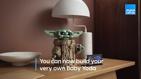 The most adorable character in all of Star Wars can be yours, now in Lego form.