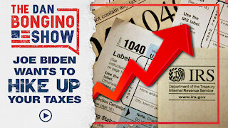 Joe Biden Wants To Hike Up Your Taxes While He Does Everything He Can To Pay Less