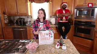 Elissa the Mom v/s Elf on the Shelf | Elissa the Mom - Video