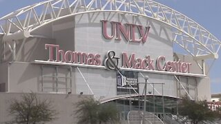 UNLV Thomas & Mack COVID testing site changing hours