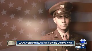 WWII Veteran discusses Normandy ahead of 75th anniversary