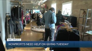 Local organizations in need this Giving Tuesday