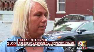 Newport neighbors sad for family of Timmothy Pitzen