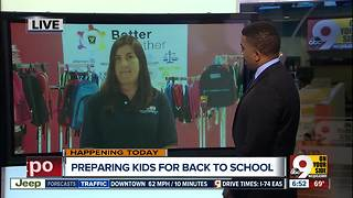 Preparing Kids For Back To School - Video