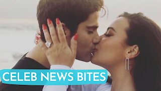 Demi Lovato ENGAGED To Max Ehrich!
