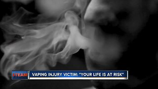 Green Bay woman shares her experience with vaping disease