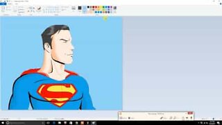 True works of art created with Microsoft Paint