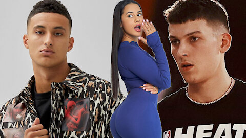 Kyle Kuzma Gets Roasted By NBA Twitter After Tyler Herro Has Historic Game 4 Against Celtics