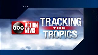 Tracking the Tropics | October 3 Morning Update