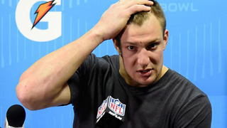 """Gronk RETIRING Due to Head Injuries!!? """"I'm Definitely Going to Look at My Future"""""""