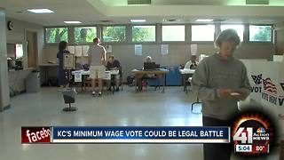 Legal battle predicted if Question 3 is approved - Video