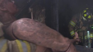 Treasure Valley firefighters train on saving from upper floors - Video