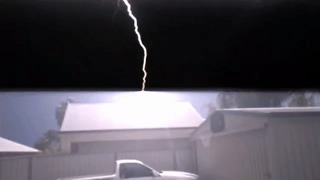 Lightning Tears Through Mildura Causing Major Blackouts and Leaving Trail of Destruction - Video