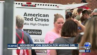 Search for missing Thornton girl called off: PD - Video
