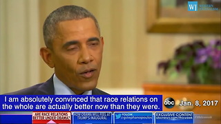 Obama Didnt Keep His Word To Blacks Whites or Across The Board - Video