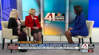 Interview: House Party 2017 to support Newhouse - Video