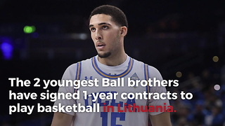 """Former Lithuanian Players Say Ball Brothers In Lithuania Is """"A Disaster Waiting To Happen"""" - Video"""