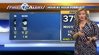 7 First Alert Forecast - 1123 - Video