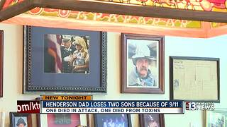 Henderson man remembers son lost during 9/11 - Video