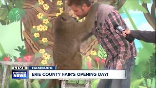 Erie County Fair welcomes