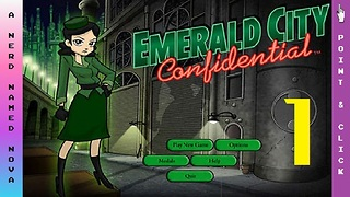 Emerald City Confidential - Episode 1: The Search Begins - Video