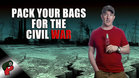 Pack Your Bags for the Civil War | Live From The Lair