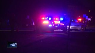 Grand Chute Police search for a man allegedly part of a domestic disturbance - Video