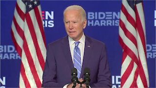 Biden Becomes First Candidate To Win 80 Million Votes