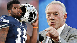 BREAKING: Ezekiel Elliott's Suspension is OFFICIAL, Jerry Jones Threatens to SUE the NFL! - Video