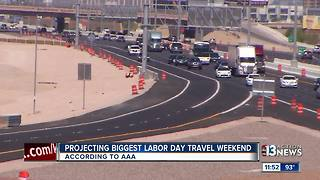 Projecting the Labor Day travel weekend - Video
