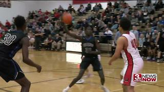 Papio South vs. Omaha Westside boys basketball - Video