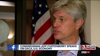 1-on-1 with Rep. Jeff Fortenberry - Video