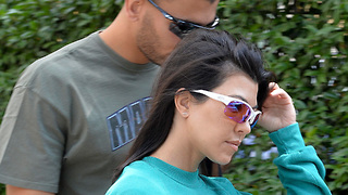 Kourtney Kardashian Secretly Hooking Up With Younes Bendjima