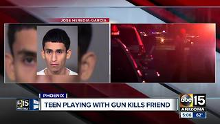 Community concerned after teen shot and killed in Phoenix - Video