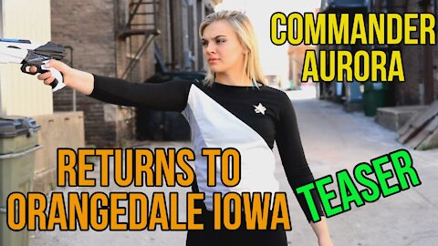 Commander Aurora Returns to Orangedale Iowa