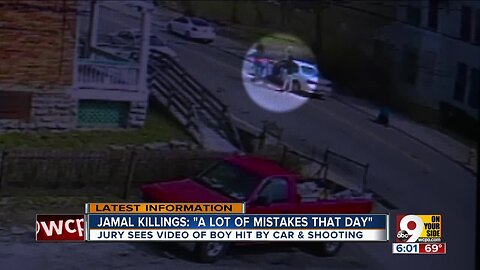 Jamal Killings: 'I made a lot of mistakes that day'