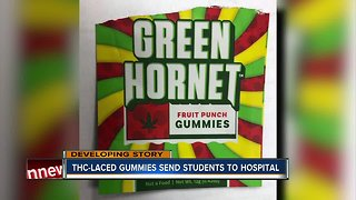 12-year-old faces 7 felony charges after 5 students hospitalized from eating THC laced gummies