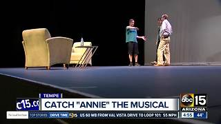 Annie musical comes to the Valley - Video