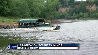 Wisconsin Dells duck boat operators react to Missouri tragedy - Video