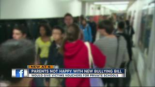 New bullying bill has Florida parents fuming - Video